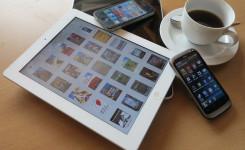 tablet koffie